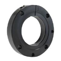 Axle support Flange 30mm Mini Black 4F NA3 Standard CRG