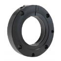 Axle support Flange 30mm Mini Black 4F NA3 Standard CRG