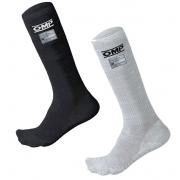 Chaussettes Ignifuge OMP ONE Socks, MONDOKART, kart, go kart