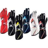 Handschuhe OMP TECNICA EVO Autoracing Fireproof