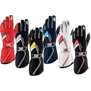Gloves OMP TECNICA EVO Autoracing Fireproof, mondokart, kart