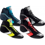 Shoes Car Racing Auto OMP TECNICA EVO Fireproof, mondokart