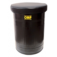 Pouf with container OMP