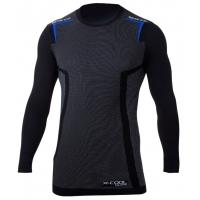 T-Shirt à manches longues sous-vêtement Sparco Carbon