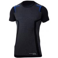 T-shirts kart sous-vêtement à manches courtes Sparco Carbon