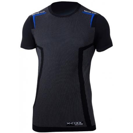 T-shirts kart sous-vêtement à manches courtes Sparco