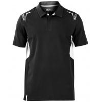 Polo Short-Sleeved Sparco PRO-TECH