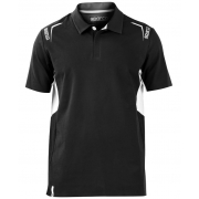 Polo Short-Sleeved Sparco PRO-TECH, mondokart, kart, kart