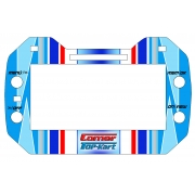 Sticker Cover Top-Kart for AIM Mychron 5 NEW, mondokart, kart