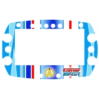 Sticker Cover Top-Kart for Alfano 6 NEW