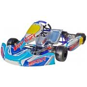 Chassis BENUTZT Racing Team Top-Kart Dreamer KZ - NEW 2021 -
