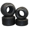 Juego Neumáticos Set Bridgestone lluvia Rain YPW Minirok NEW!