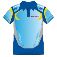 Camisa Polo OMP Top-Kart