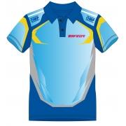 Camisa Polo OMP Top-Kart, MONDOKART, kart, go kart, karting