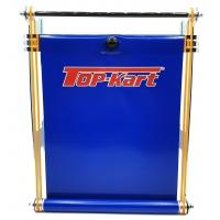 Curtain for Radiator Top-Kart BIG