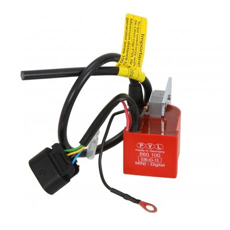 Boitier Electronique PVL Mini 60cc (à partir de 2020) -