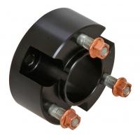 Extension Wheel Hub BLACK 30mm