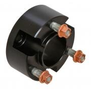 Extension Wheel Hub BLACK 30mm, mondokart, kart, kart store