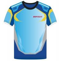 T-Shirt OMP Top-Kart