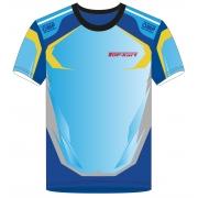T-Shirt Top-Kart by OMP, MONDOKART, kart, go kart, karting