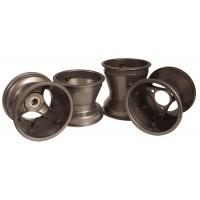 Aluminium Rims Wheels Set Mini / Baby 112-140 mm Top-Kart RACE !! WITH SAFETY SCREWS