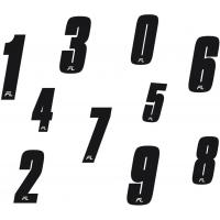 Numéros Adhésifs Freeline BirelArt NEW !!