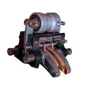 Brake Caliper CX-I24 - H5/A HQ BirelArt Black, mondokart, kart