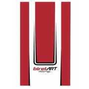Sticker Floorpan Birel Art, mondokart, kart, kart store
