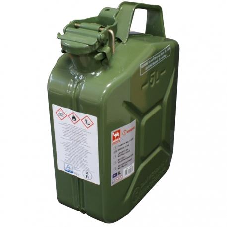 Gasoline Tank Metal 5 Litres, mondokart, kart, kart store