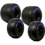 NEW!! Set Neumáticos Maxxis SOFT SUPER-SPORT, MONDOKART, kart