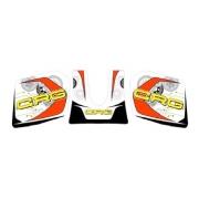 Stickers CRG Tank 3 L Mini, mondokart, kart, kart store