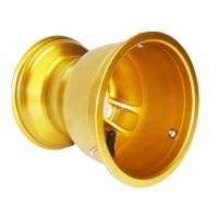 Cerchio Posteriore Magnesio Mondokart GOLD 180mm (RAIN)