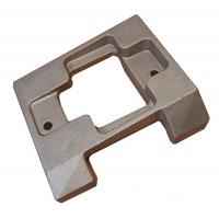 Placa Motor Aluminium SIN ORIFICIOS 28mm/30mm Topkart