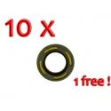 Joint SPI 20x35x7 double lèvres Teflon ARS FPJ - PACK 9 + 1 GRATUITE