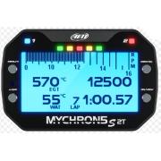 MyChron 5 2T AIM - GPS Lap timer 2 temperature - Con Sonda GAS