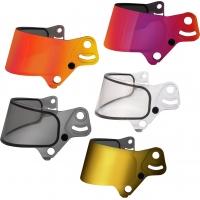 Visor SE07 2mm Helmets BELL