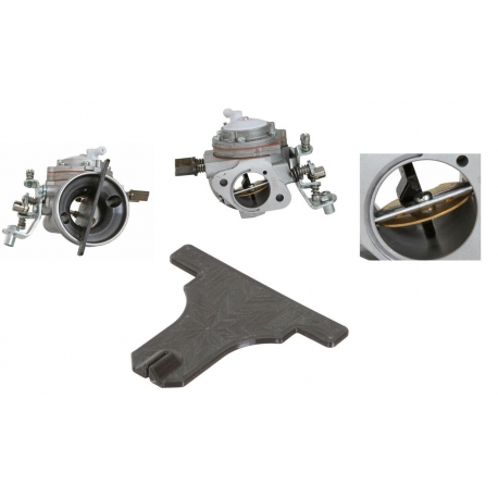 Template Shutter Throttle Shaft Carburettor Tillotson 29mm