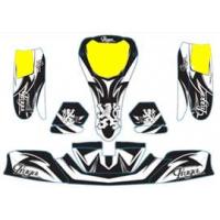 Stickers Kit for bodyworks KG 506 IPK Praga BLACK EDITION