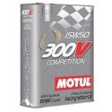 300V COMPETITION - 2 Litri - 15W50 Motul - Olio motore sintetico 4 Tempi