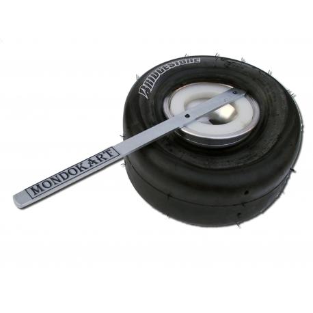 Lever tire disassembling, MONDOKART, Tire Equipment