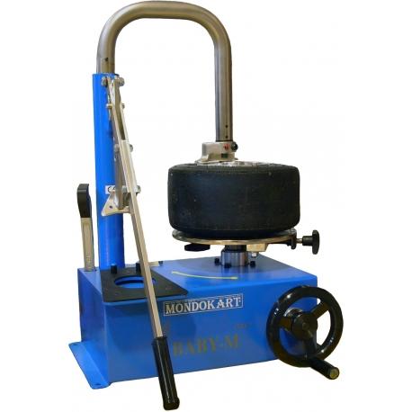 Montador, Desmontador Automatico y Semiautomatico Neumaticos