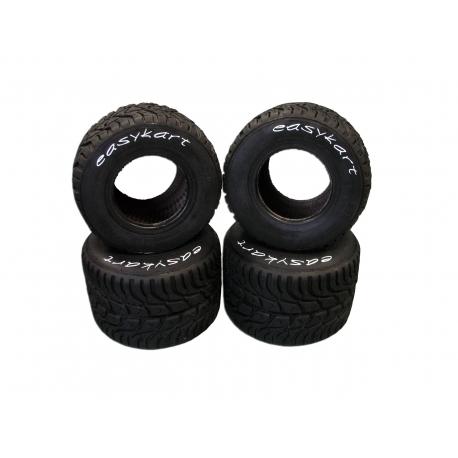 Easykart tires 100/125 Rain, MONDOKART, Easykart tires