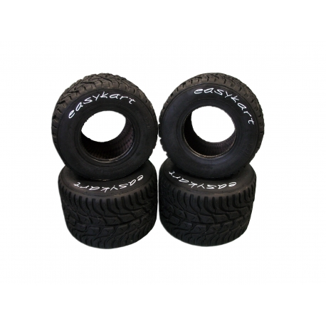 Easykart tires Rain 50/60, MONDOKART, Easykart tires