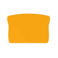 Adhesive hintere Stoßstange Platte