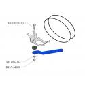 Luftfilter-Unterstützung Kit Freeline, MONDOKART, kart, go