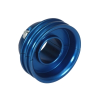 Pulley anodized axle (30mm)