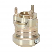 Rear hub in magnesium 50 / 88-8, MONDOKART, For KF - KZ (50mm