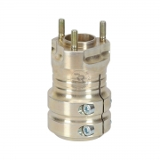 Rear hub in magnesium 50 / 120-8, MONDOKART, For KF - KZ (50mm