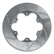 Brake Disc 210x8mm (Steel), MONDOKART