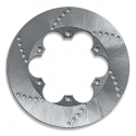 Brake Disc 210x8mm (Steel), mondokart, kart, kart store